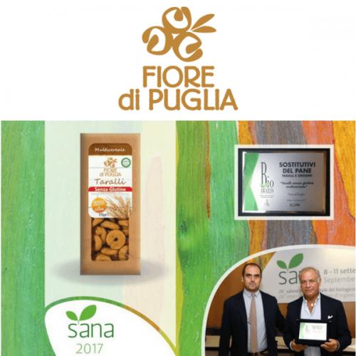 La gamma Bio di Fiore di Puglia conquista ANUGA