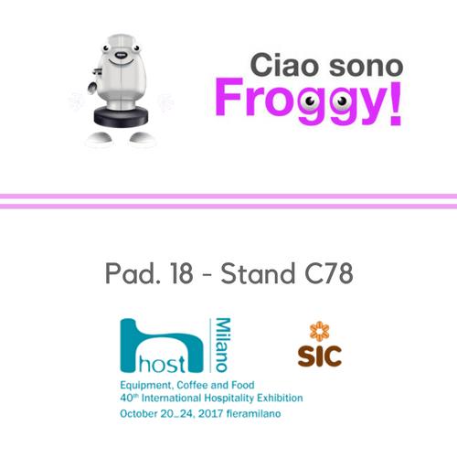 Didiesse a Host 2017 – Pad. 18 – Stand C78