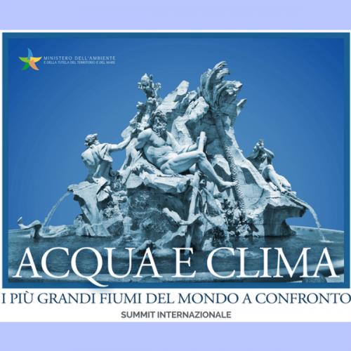 Nasce l'Alleanza delle Imprese Italiane per l'Acqua