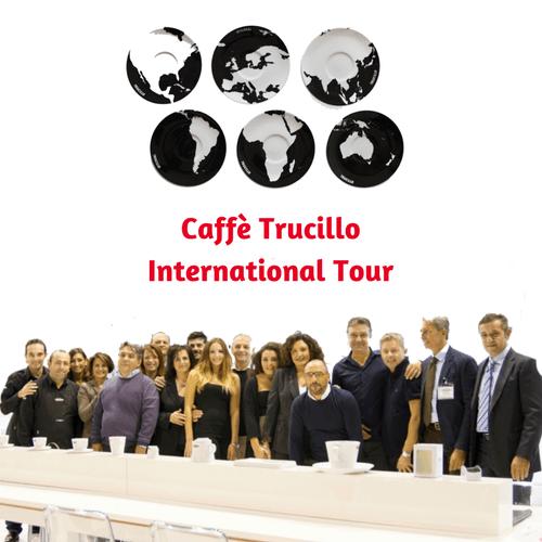 Il tour internazionale di Caffè Trucillo approda a HOST