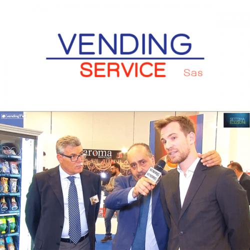 Expo Vending Sud 2017. Interviste allo stand Vending Service