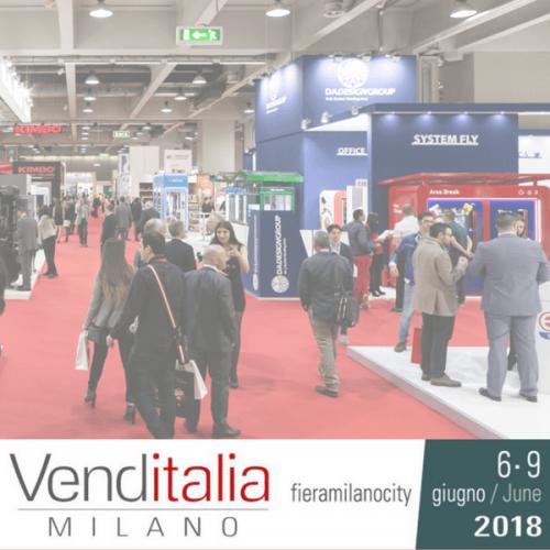 Si riscaldano i motori per Venditalia 2018