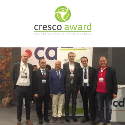 CONFIDA. Al Comune di Conegliano il Cresco Award