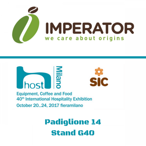 Imperator a Host. Pad.14 – Stand G40