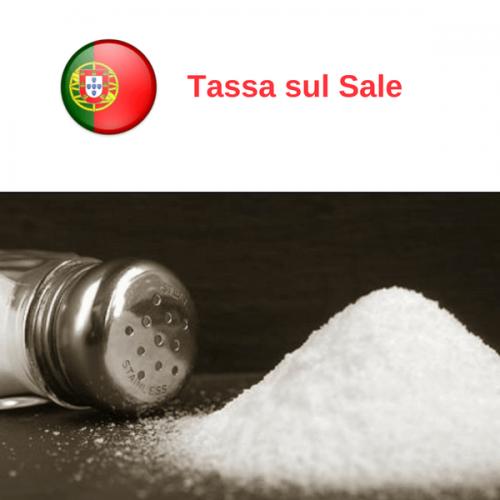 Portogallo. Tassa sullo zucchero? No, sul sale