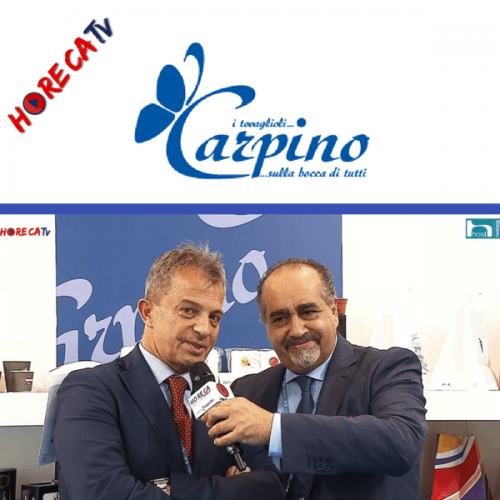 HorecaTv.it. Intervista a Host con A. Carpino della Carpino Srl