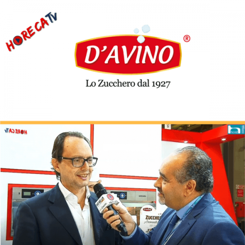 HorecaTV.it. Intervista a Host con F.D'Avino di D'Avino Zucchero