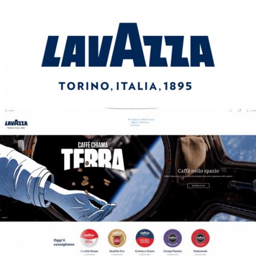 Lavazza presenta il nuovo sito web