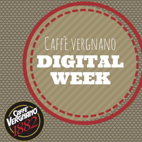 Parte la Digital Week di Caffè Vergnano