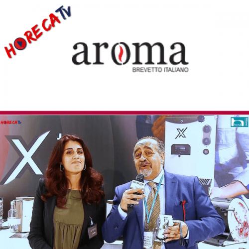 HorecaTv.it Intervista a Host con C. De Mauro di Aroma Macchine