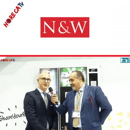 HorecaTv.it. Intervista a Host con L. Alemanni di N&W