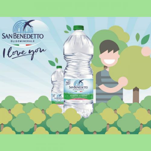 Acqua San Benedetto pianta 6000 alberi a Scorzè