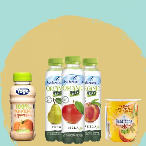 Riparte il mercato dei succhi di frutta