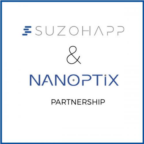 SUZOHAPP annuncia nuova partnership con Nanoptix