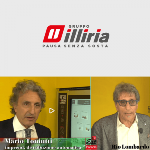 A Eat Parade (Rai2) si parla di smart vending con Gruppo Illiria