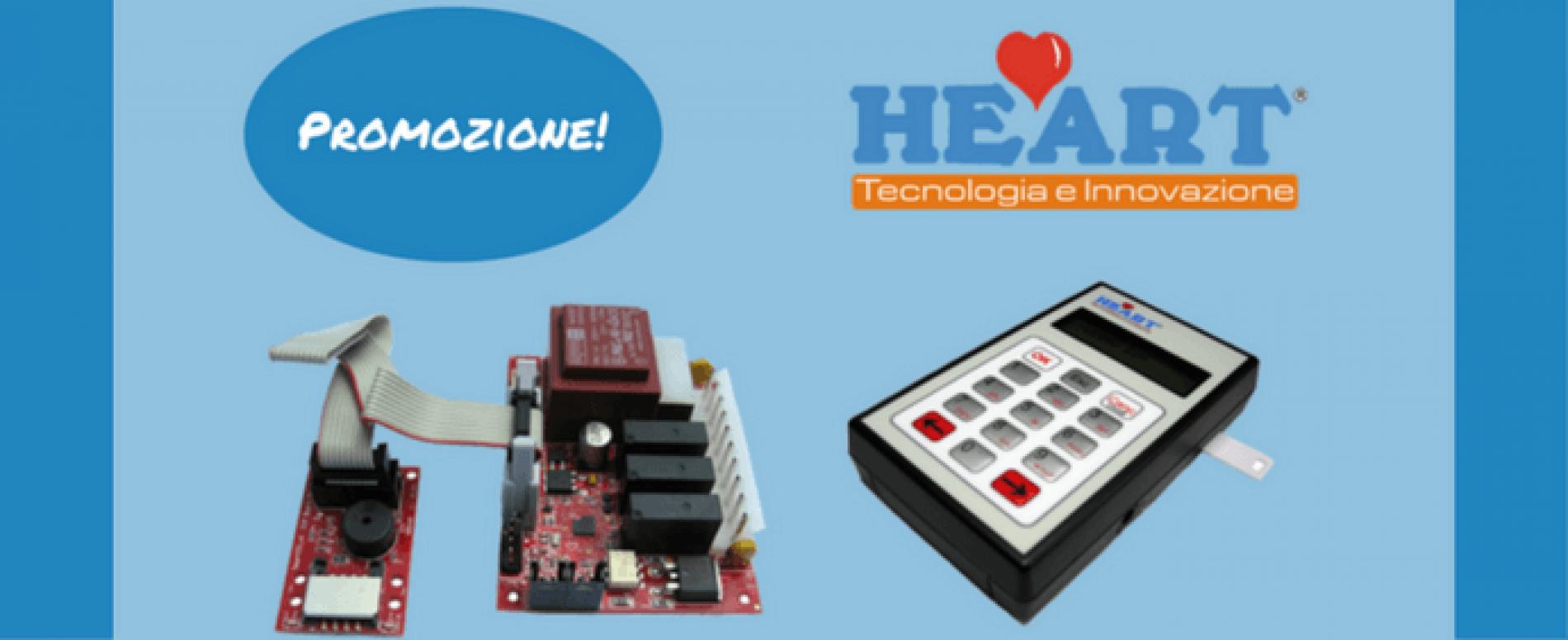 Un novembre speciale per i clienti di Heart Computers