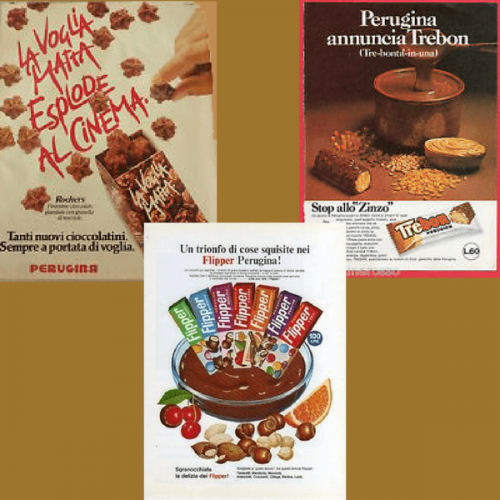 Dai cioccolatini vintage una nuova chance per il caso Perugina