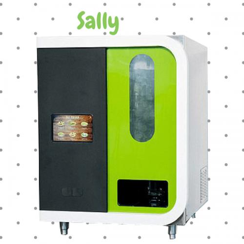 """Con Sally le insalate """"da chef"""" arrivano nel Vending"""