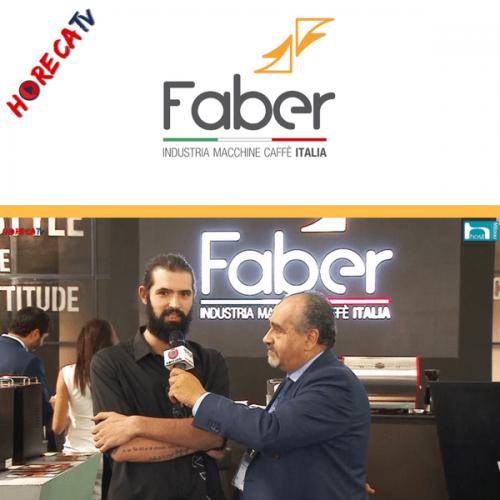 HorecaTv.it Intervista a Host con F. Teti di Faber Italia Srl