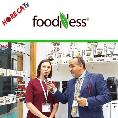 HorecaTv.it Intervista a Host con S. Lusetti di Foodness