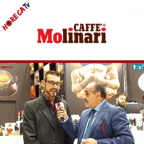 HorecaTv.it Intervista a Host con F. Conversa di Caffè Molinari Spa