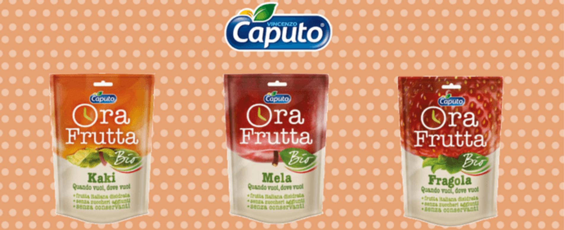 Ora Frutta, la nuova linea di frutta disidratata formato snack