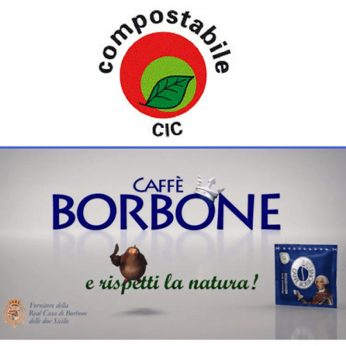 La cialda compostabile protagonista del nuovo spot Caffè Borbone