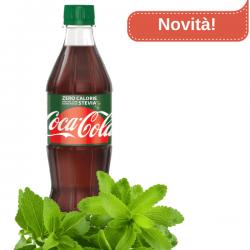 Coca-Cola: Zero Calorie anche con estratto di stevia