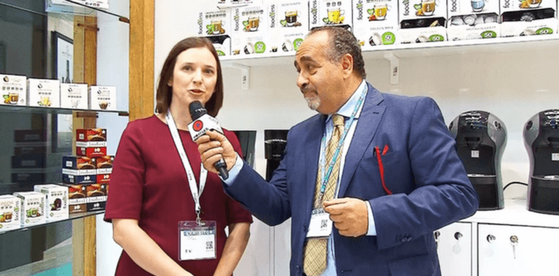 HorecaTv.it Intervista a Host con S. Lusetti di Foodness