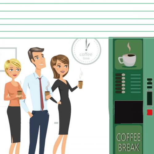 La pausa caffè non è una concessione del datore di lavoro