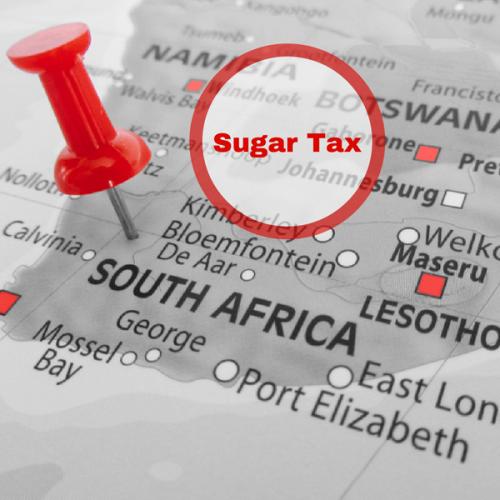 Sugar tax anche in Sudafrica ed è polemica