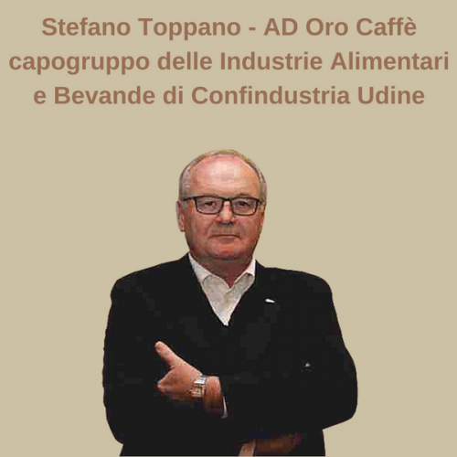 Incarico pubblico per Stefano Toppano, AD di Oro Caffè