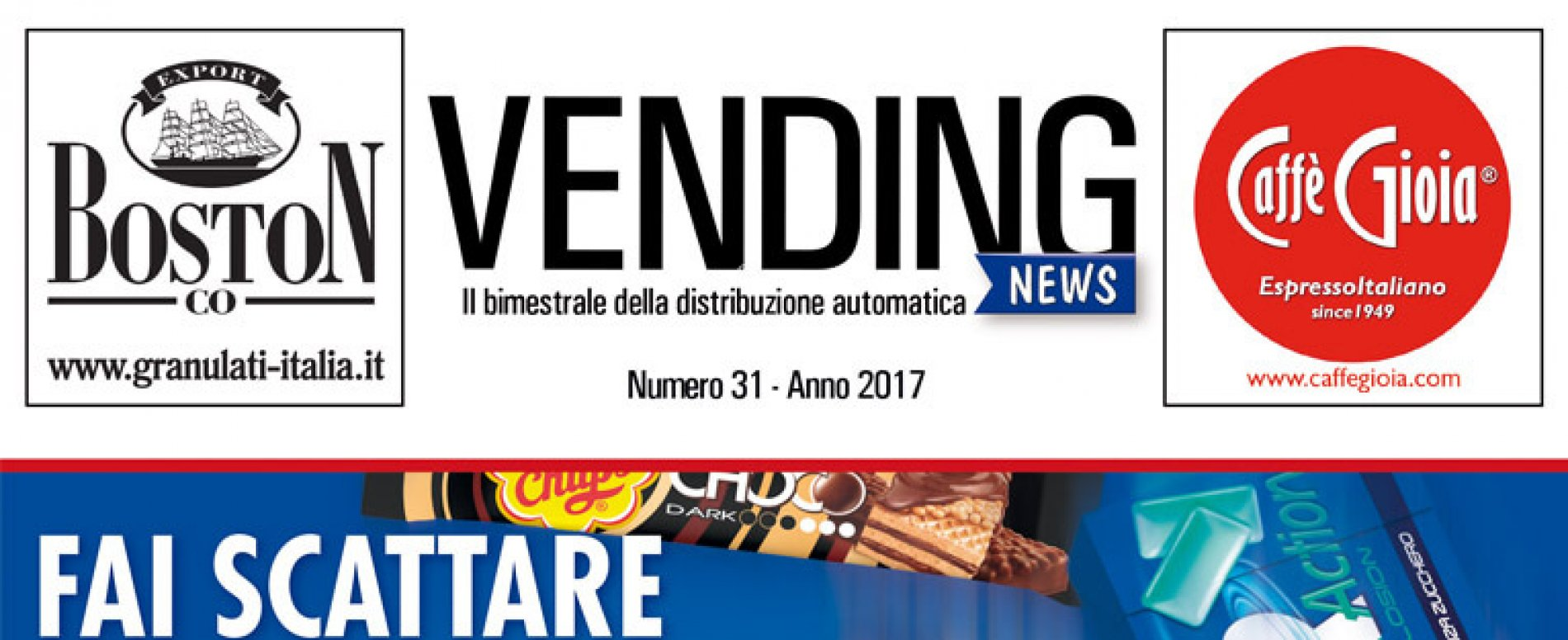 Rivista Vending News – Leggi il numero 31
