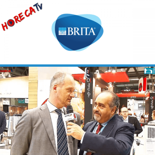 HorecaTv.it. Intervista a Host con E. Metti di Brita Italia