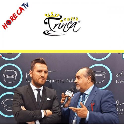 HorecaTv.it. Intervista a Host con G. Trinca di Caffè Trinca