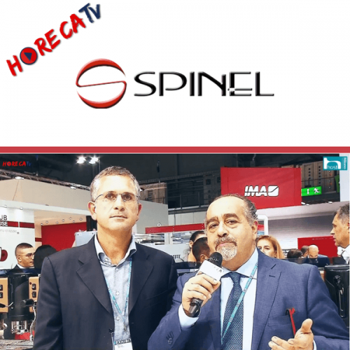 HorecaTv.it Intervista a Host con C. Spinelli di Spinel Srl