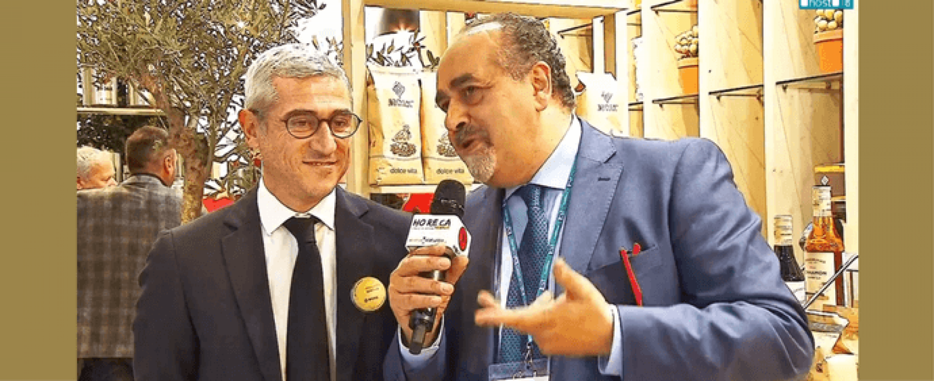Horecatv.it. Intervista a Host con A.Spadola di Moak Spa