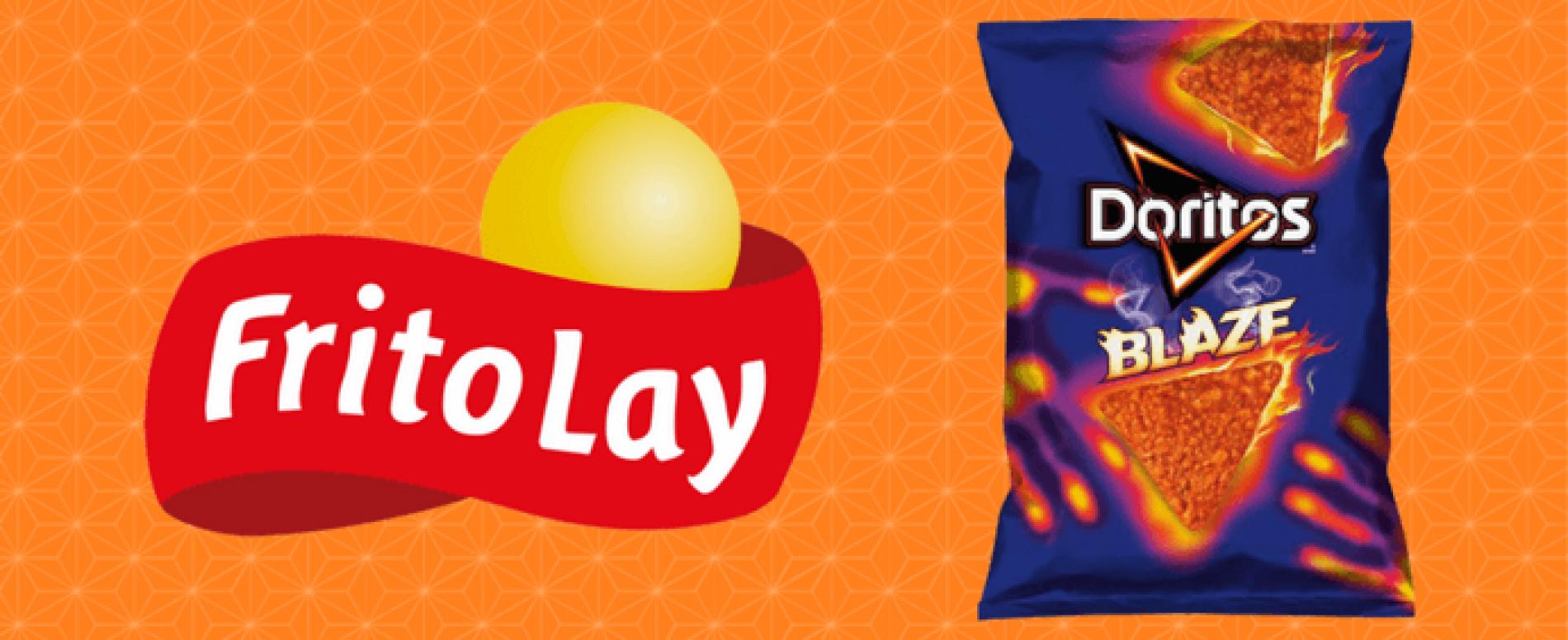 Il nuovo anno al gusto speziato dei Doritos Blaze