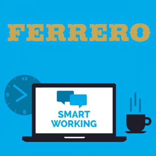 A partire dal 29 gennaio Ferrero triplica lo smart working