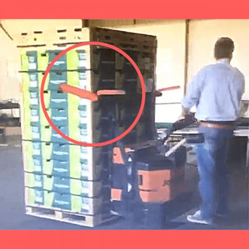 La messa in sicurezza nella movimentazione dei carichi