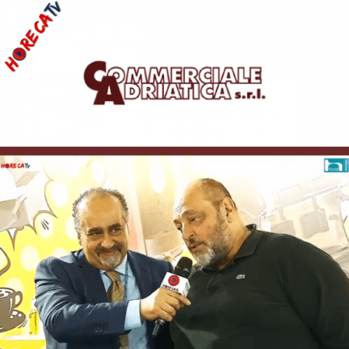 HorecaTv.it. Intervista a Host con P.E. Costa di Commerciale Adriatica
