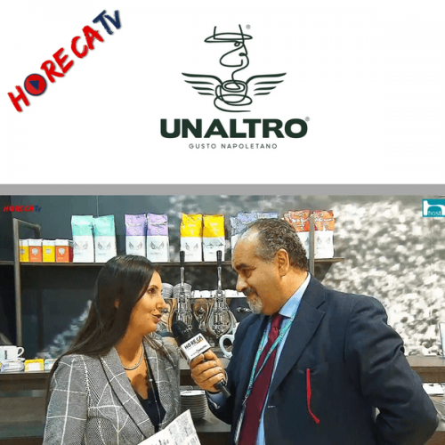 HorecaTv.it Intervista a Host con A. Scotto di Dasca Srl – Unaltro Caffè