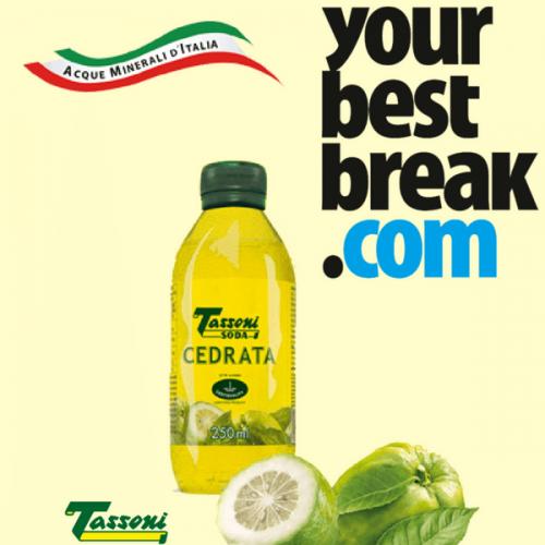 Con IVS Italia la Cedrata Tassoni entra nel Vending
