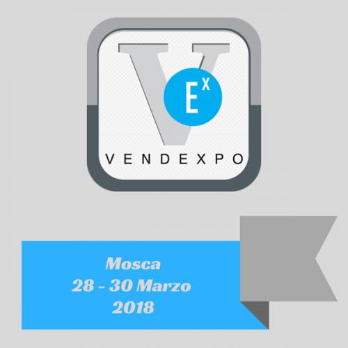 Ultimi stand disponibili per VendExpo Mosca