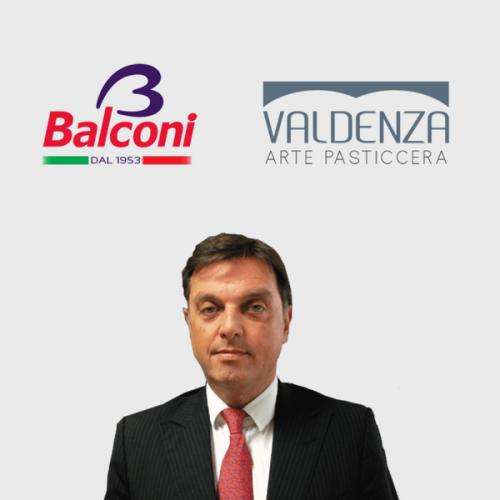Nuovo presidente e AD per Balconi e Dolciaria Val d'Enza