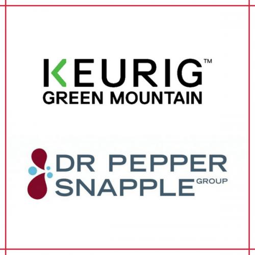 Keurig & Dr Pepper. Caffè e bibite hanno un nuovo colosso