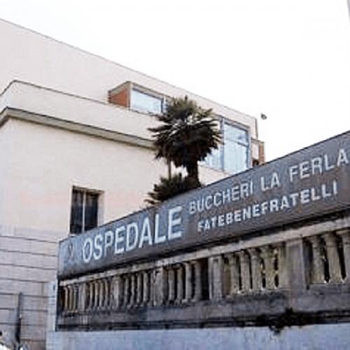 Benvenuto 2018! Caricatore rapinato all'interno di un ospedale di Palermo