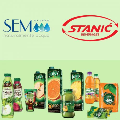 Con Juicy Gruppo SEM amplia il portafoglio prodotti