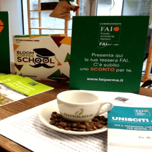 Visita alla Bloom Coffee School con il Gruppo Giovani FAI di Trieste