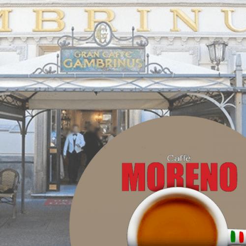 Due nuove partnership per Caffè Moreno